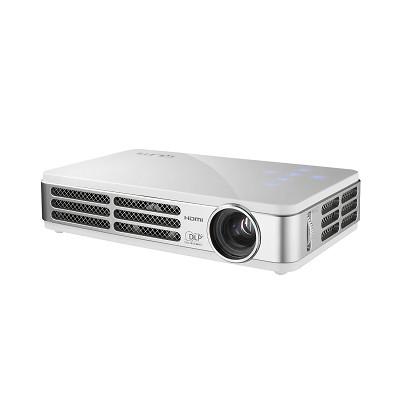 Qumi Q2 300 Lumen WXGA HDMI 3D-Ready Pocket DLP Projector (White)