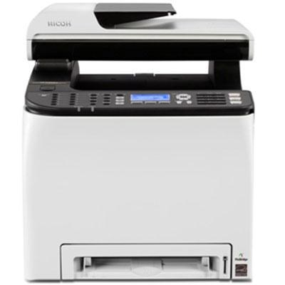 SP C252SF Color Multifunction Laser Printer - 407525