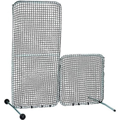 MLB Convertible L-Frame Pitching and Infielder Protective Screen