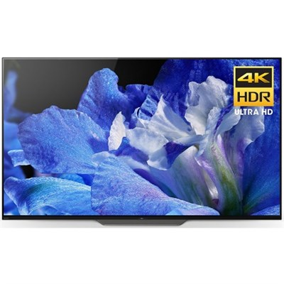 XBR55A8F 55-Inch 4K Ultra HD Smart BRAVIA OLED TV (2018 Model)