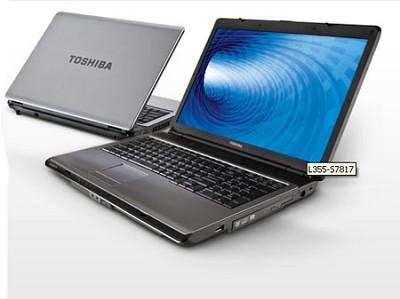 Satellite L355-S7817 17` Notebook PC (PSLD0U-03100X)