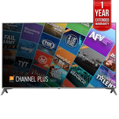 75` Class 4K UHD HDR Smart IPS LED TV with 1 Year Extended Warranty