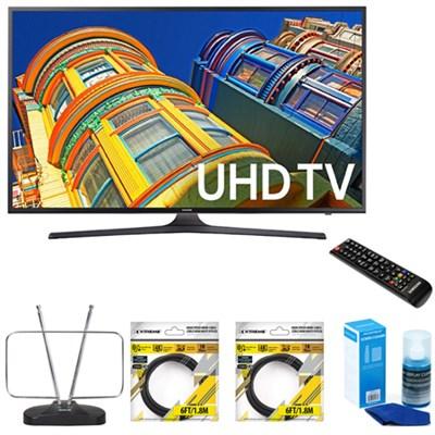 65` Class KU6290 6-Series 4K Ultra HD TV w/ Accessories Bundle
