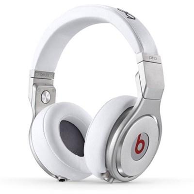Pro Over-Ear Studio Headphones (White)