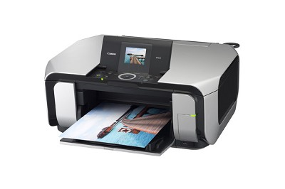 PIXMA MP610 Photo All-In-One Printer w/ 2.5-ich TFT Display