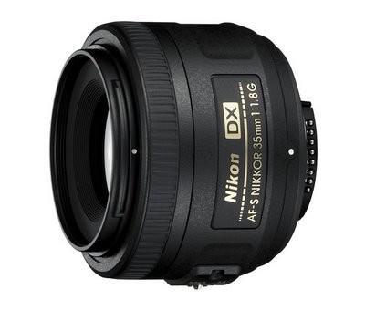 AF-S DX 35mm F/1.8G Lens -  OPEN BOX