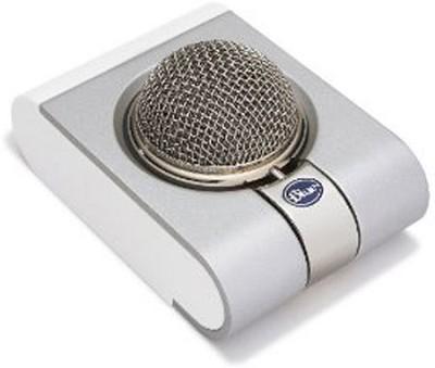 Snowflake Portable USB Microphone - OPEN BOX