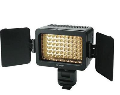 LED battery video light - OPEN BOX