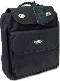 Soft Shell Notebook Backpack