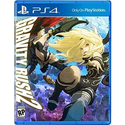 Gravity Rush 2 Video Game for PlayStation 4 - 3001863