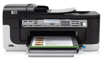 Officejet 6500 Wireless All-in-One Printer E709n