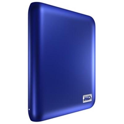 My Passport 1 TB USB 2.0/3.0 Portable Hard Drive - Blue