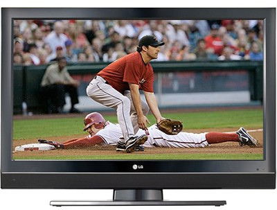 26LC7D - 26` High-definition LCD TV - New TV in a perforated box