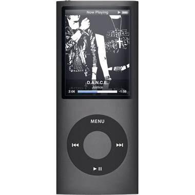 iPod Nano 4th Generation 16GB MP3 Player - Black
