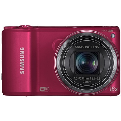 WB250F 14.2 MP SMART Camera - Red