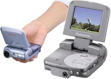 D-Snap SV-AV SD Video Camera with Flip-up LCD- OPEN BOX