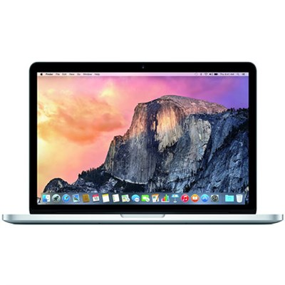MF839LL/A MacBook Pro 13.3-Inch Laptop with Retina Display, 128GB Refurbished