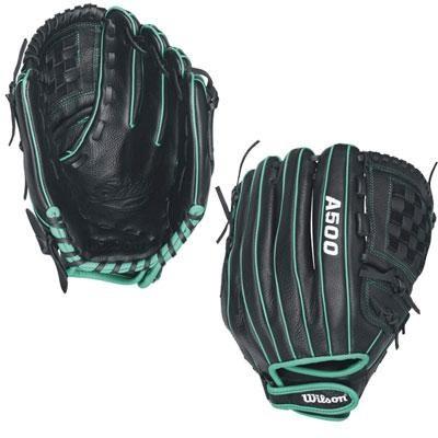 Siren 12.5` Fastpitch Softball Glove - WTA05LF16125