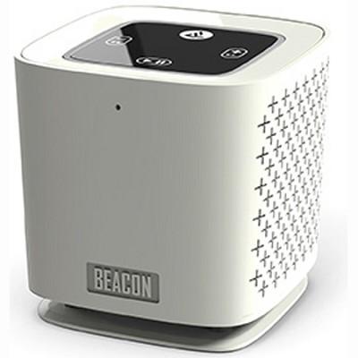 Phoenix 2 Bluetooth Portable Speaker (Siberian White)