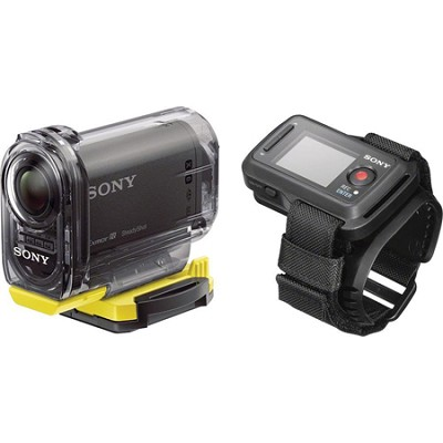 HDR-AS30V Action Cam with Live View Remote