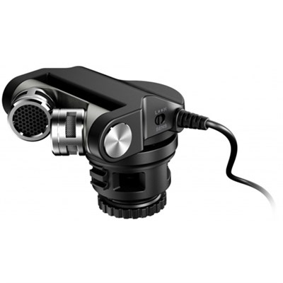 X-Y Plug-in Microphone for DSLR - TM-2X