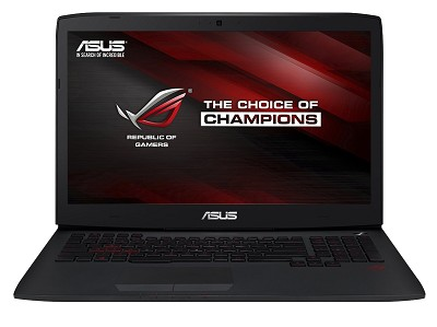 ROG G751JT-CH71 17.3-Inch Intel Core i7-4710HQ 2.5 GHz Laptop (Black)
