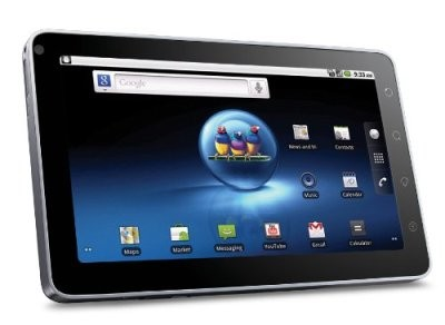 ViewPad7 7` Android Tablet- Black