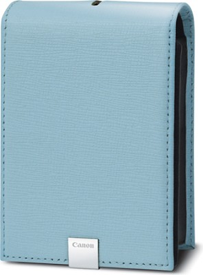 PSC-1000 Deluxe Light Blue Leather Case