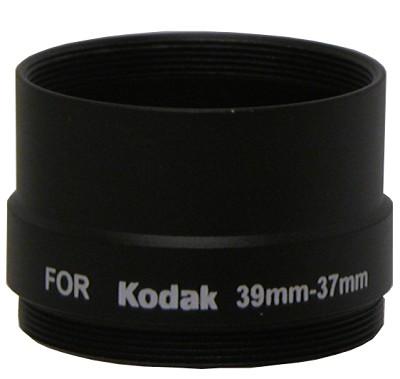 Lens Barrel Adapter F/ Kodak DX7440 and Z730 - 37mm