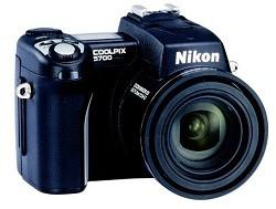 Coolpix 5700 Refurbished Digital Camera
