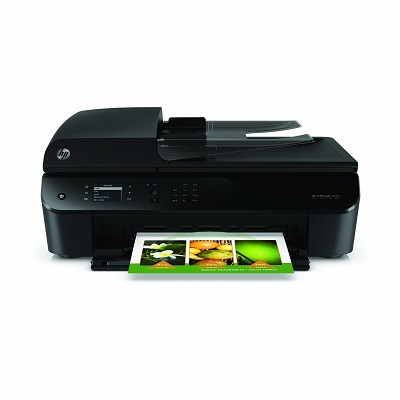 All in one Officejet 4630 Wireless Color Photo Printer with Scanner and Copier