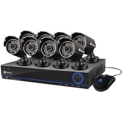 DVR8-3200 TruBlue 960H 8 Channel DVR with 1TB HDD & 8 x PRO-642 Cameras