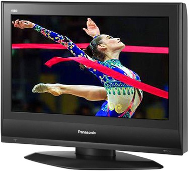 TC-26LX600 Wide 26` LCD high-def TV w/ 2 HDMI Inputs and 3-D Color Managment