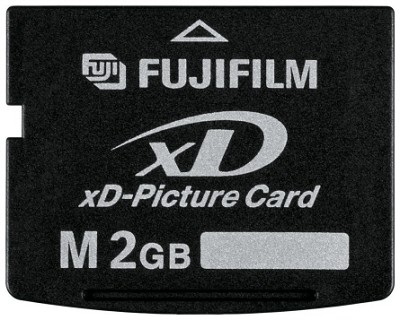 2Gig xD Type M Memory Card