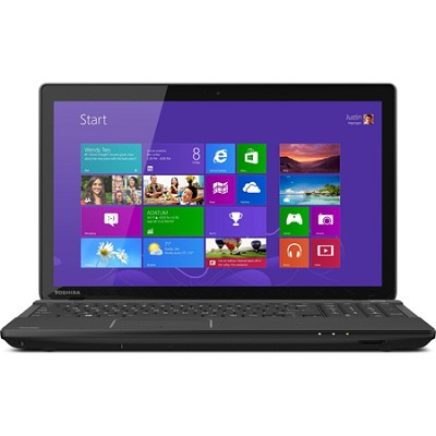 Satellite 15.6` Touchscree Notebook PC - AMD Quad Core A4-5000 Processor