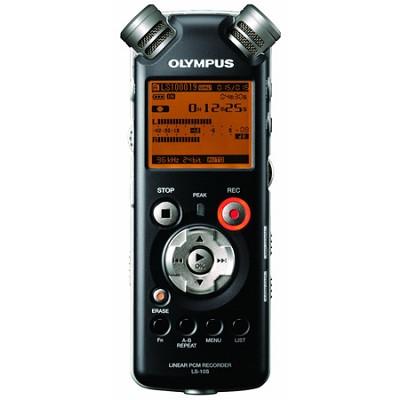 LS-10S PCM Voice Recorder
