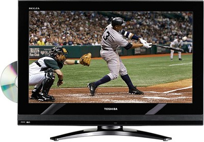 32LV67 - 32` High-definition LCD TV w/ built-in DVD Player