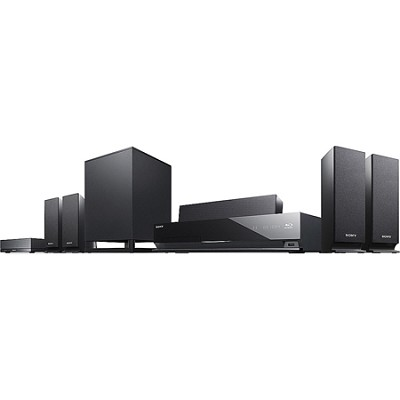 BDVE770W - Blu-ray Player Home Entertainment System (3D Compatible) - OPEN BOX