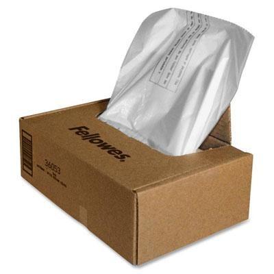 34 Litres Powershred Shredder Waste Bags - 36053
