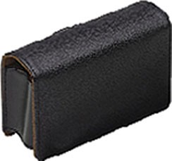 Textured Leather Case (Black)