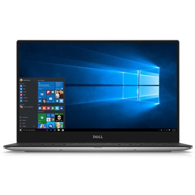 XPS 13 9350 Intel Dual-Core i7-6560U 13.3` Touchscreen Notebook - Silver