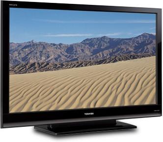 46XV648U - Regza 46 inch  High-def 1080p 120Hz LCD TV w/ ClearFrame