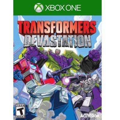 Transformers Devastation XOne