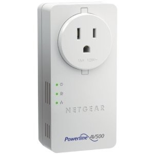 Powerline 500 Nano PassThru Dual Port (XAVB5602-100NAS)