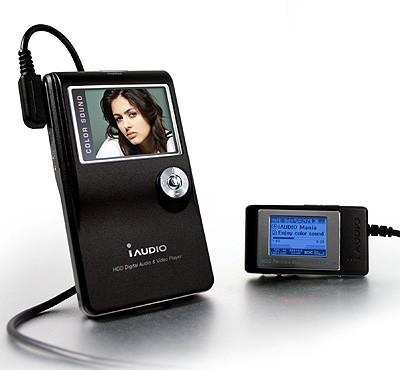 iAudiio X5 30GB MP3 Player