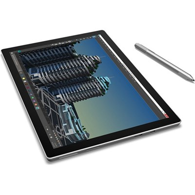 Surface Pro 4 256GB 12.3` Tablet w/ Surface Pen - Intel Core i5 - OPEN BOX