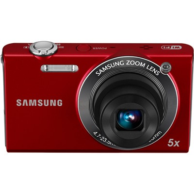SH100 14MP Red WiFi Digital Camera w/ 3.0 inch Touch Screen