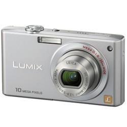 DMC-FX35S - Slim Compact 10 MP Camera (Silver) w/ 2.5- inch LCD - OPEN BOX