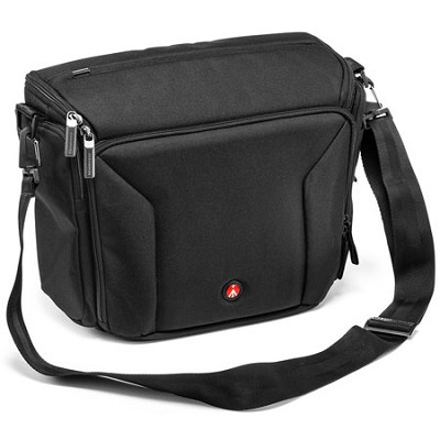 MB MP-SB-20BB Pro Shoulder Bag 20 (Black)