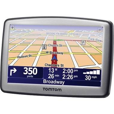 XL-330 4.3-Inch Widescreen Portable GPS Navigator  - OPEN BOX